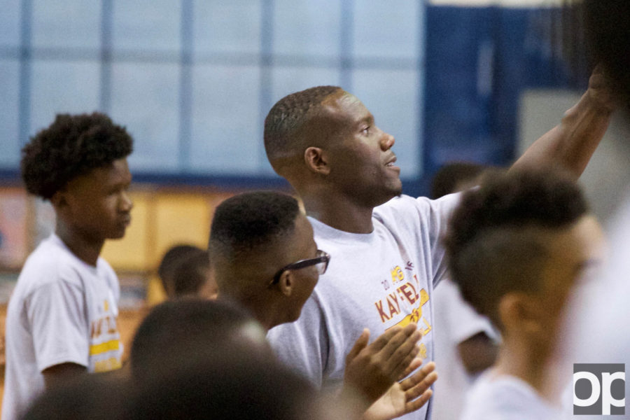 Felder's camp a homecoming before Cleveland