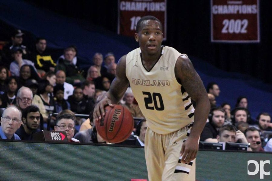 Kay Felder was drafted by the Atlanta Hawks on NBA Draft Day as the 54th overall pick then later traded to the Cleveland Cavaliers.