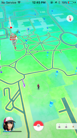 Oakland University's campus has two Pokémon gyms and 32 Pokéstops.