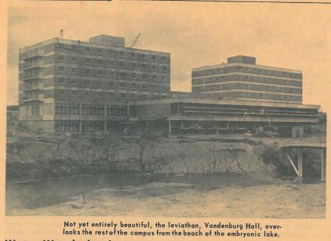 Looking Back: The history of Bear Lake, campus