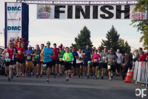 The 9th annual Brooksie Way event held on campus will be held on Sept. 25 starting at 8 a.m.