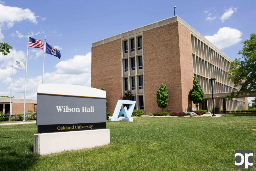 The+office+of+the+chief+diversity+officer+is+located+in+Wilson+Hall.+