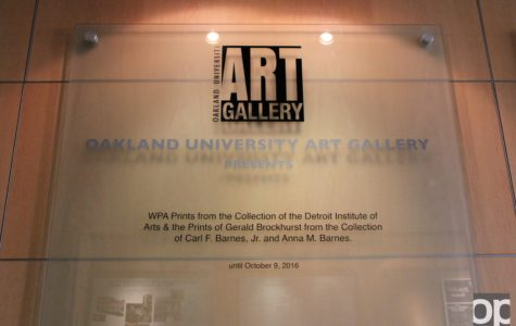 On-campus art gallery hosts rare DIA prints