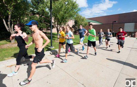 Student Org Spotlight: Running Club