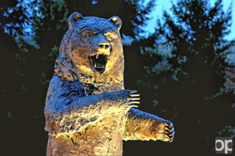 September 6 marks the 10 year anniversary of the bronze Grizz Statue on campus.