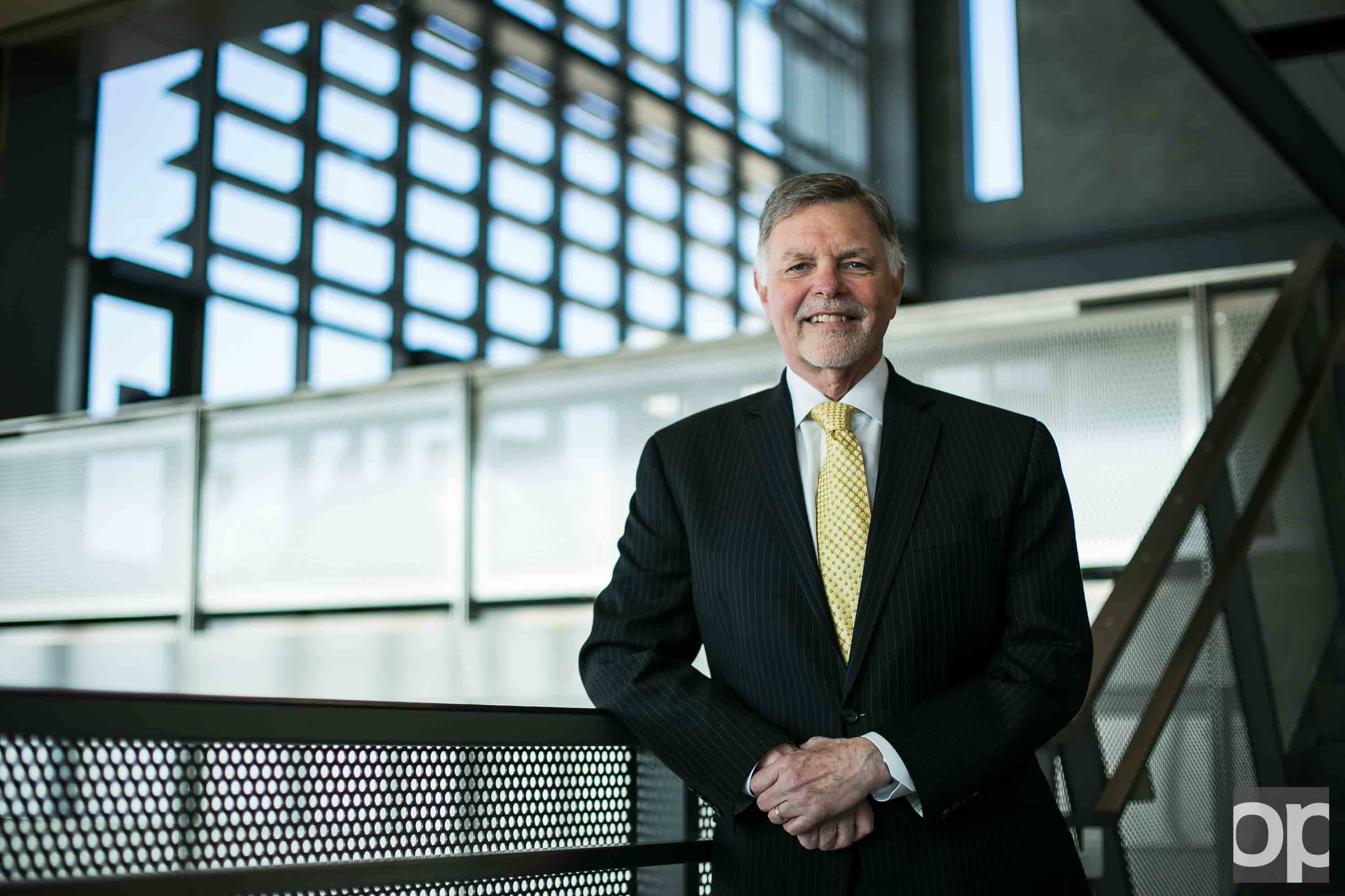 Current Oakland University President George Hynd will serve until Aug. 15, 2017, when his contract expires. The Board of Trustees will begin a national search for the next president.