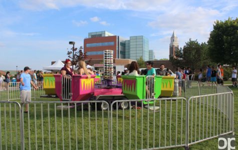 SPB carnival wraps up Welcome Week