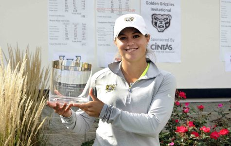 Women's golf finishes second, Kylee Sullivan first, at Golden Grizzlies Invite