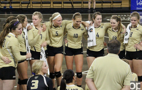 Oakland volleyball team will participate in the Rice Adidas Invite I Sept. 9-10 in Houston, Texas.