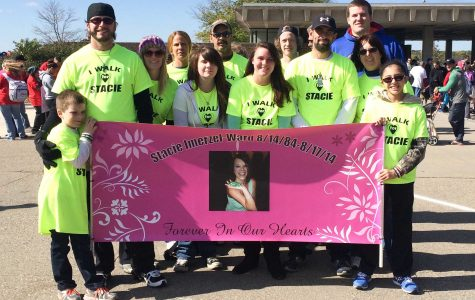 Out of the Darkness suicide prevention walk Nov. 5