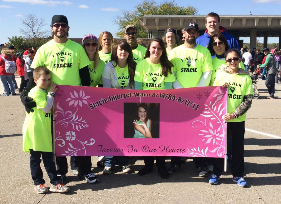 The third annual suicide prevention walk will take place Saturday, Nov. 5 at Eastwood Beach in Stony Creek Metropark from 10 a.m. to 2 p.m.