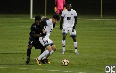 Oakland 0, Wright State 1: Men's soccer misses chances in second half