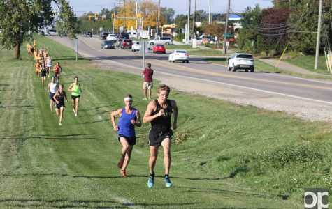 Cross country sweeps second annual Golden Grizzly Short Course