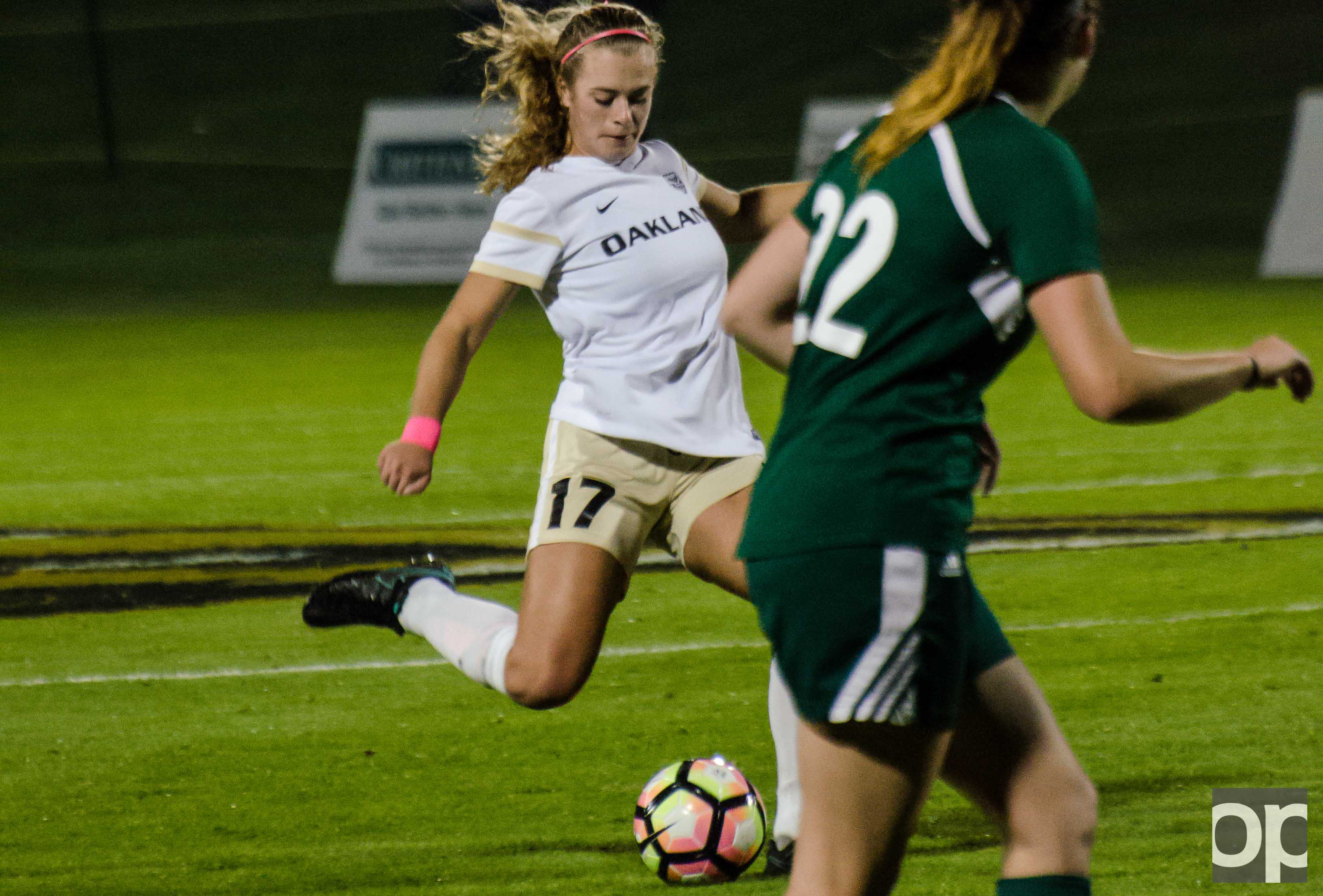 The Golden Grizzlies scored in the 68th and the 86th minute of the game.