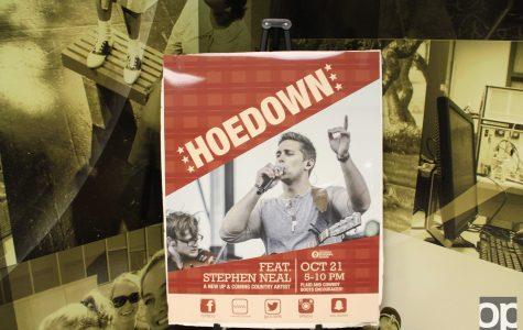 Hoedown at OU