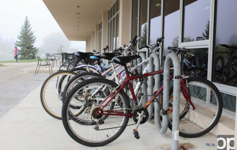 """Students can go to OUpolice.com, and use the bike registration link under """"Services"""" to register for a bike pass."""