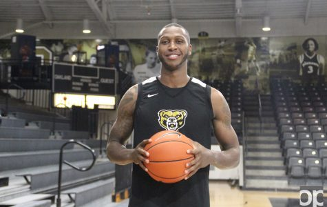 Oakland University Athletics announced on Monday, Oct. 17 that the NCAA reconsidered Isaiah Brock to be eligible to play for the Golden Grizzlies this season.