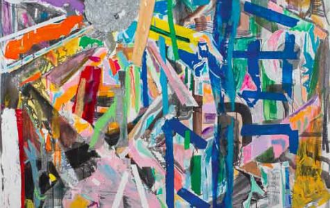 OUAG hosts abstract art exhibit