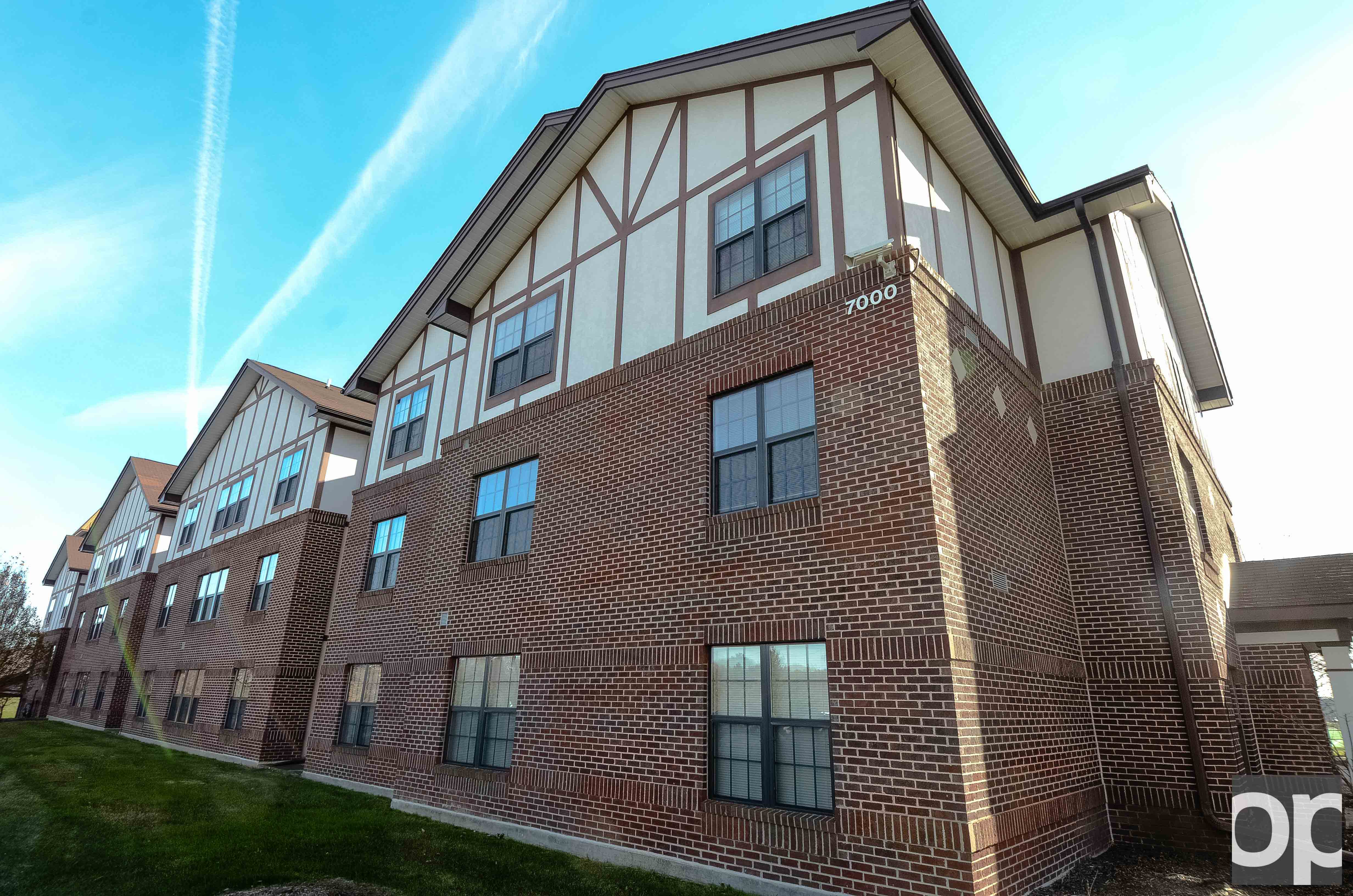 The International Village is located in the 7000 building of the on-campus Ann V. Nicholson apartments.