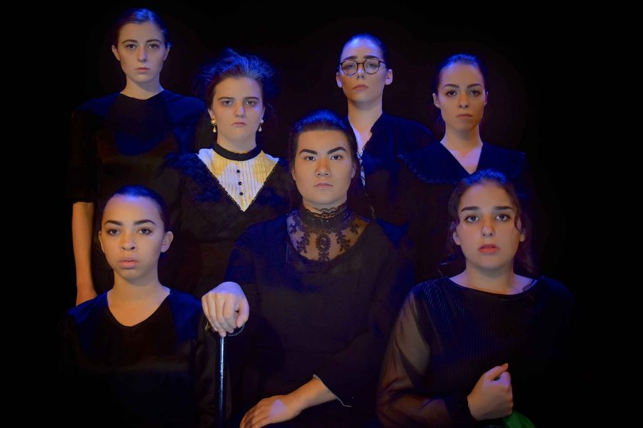 """""""The House of Bernarda Alba"""" takes the stage during the month of November."""