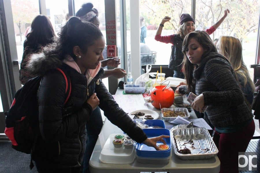The Feminists of OU hosted a bake sale where prices were based on race and gender.