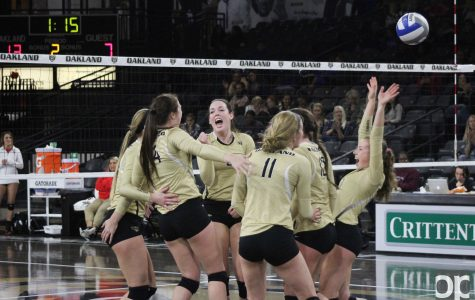 Volleyball sends Penguins home quickly