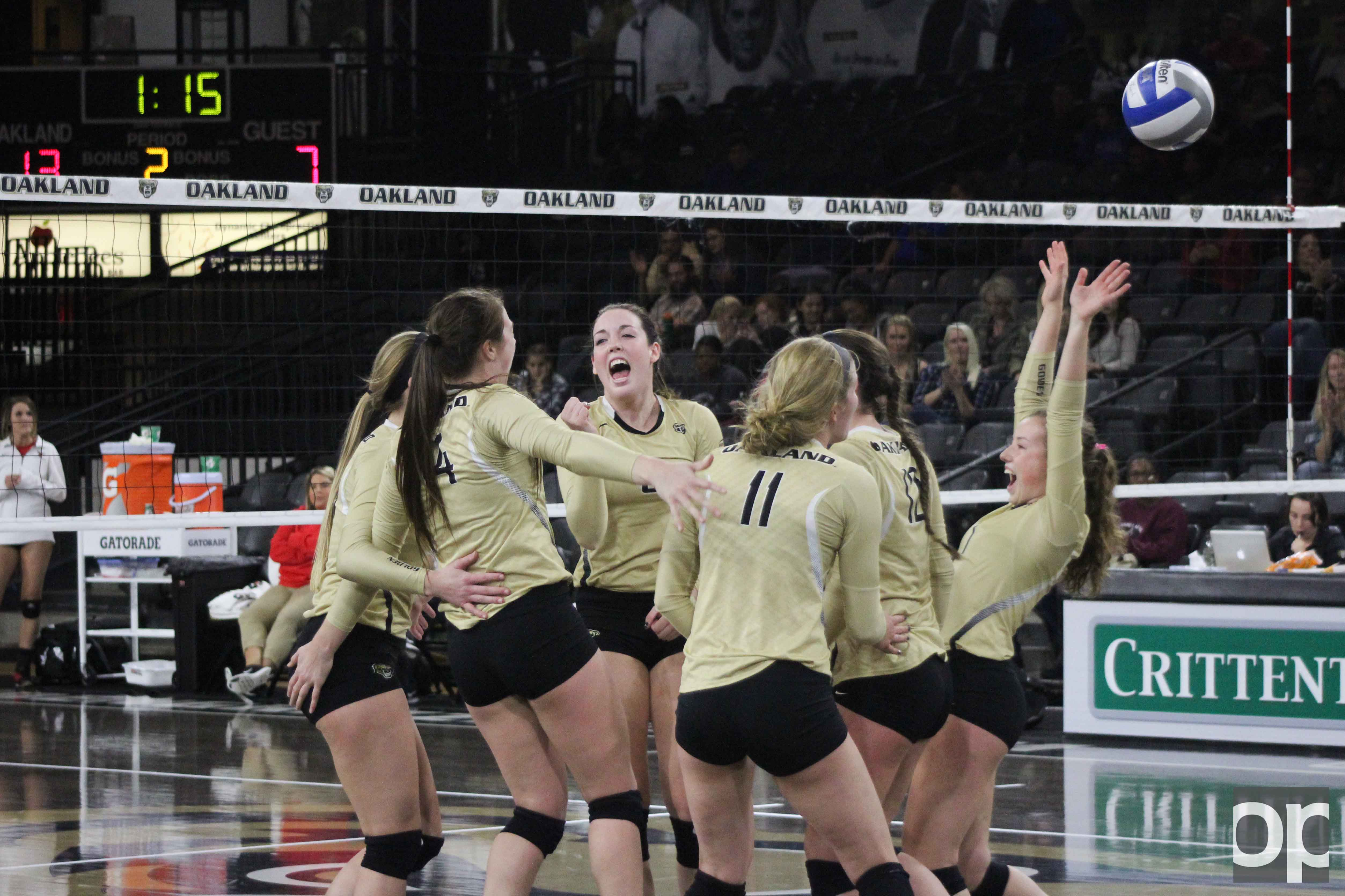The Golden Grizzlies ended their six game winning streak with a loss to the Milwaukee Panthers.