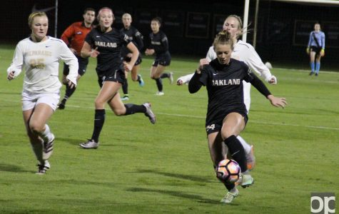 Women's soccer on to semis