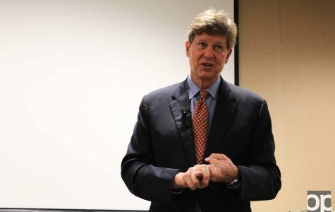 Evangelism and politics discussed in Dartmouth professor's lecture