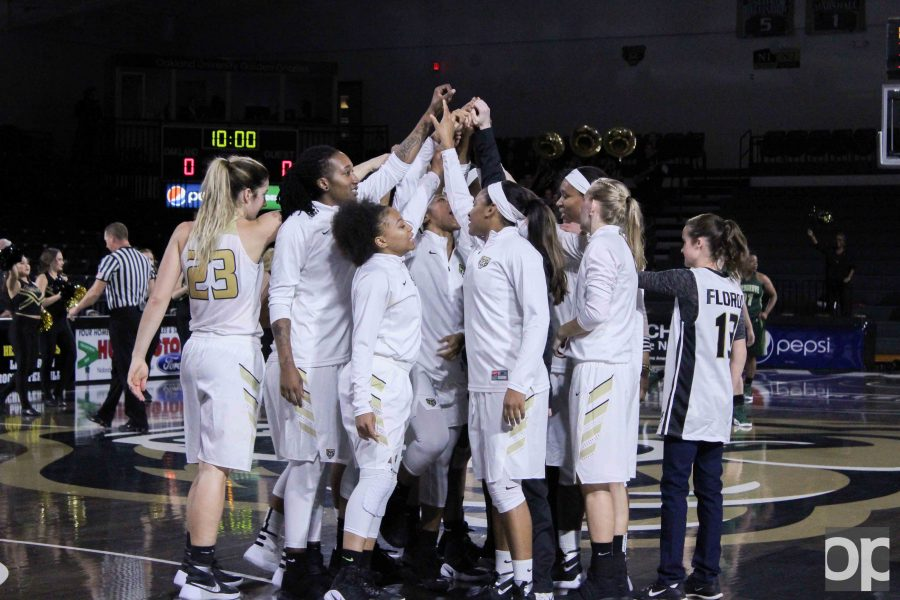 The+Golden+Grizzlies+were+back+on+the+Blacktop+Monday+evening+where+they+celebrated+a+win+over+Marygrove.+The+home+opener+final+score+was+126-31.