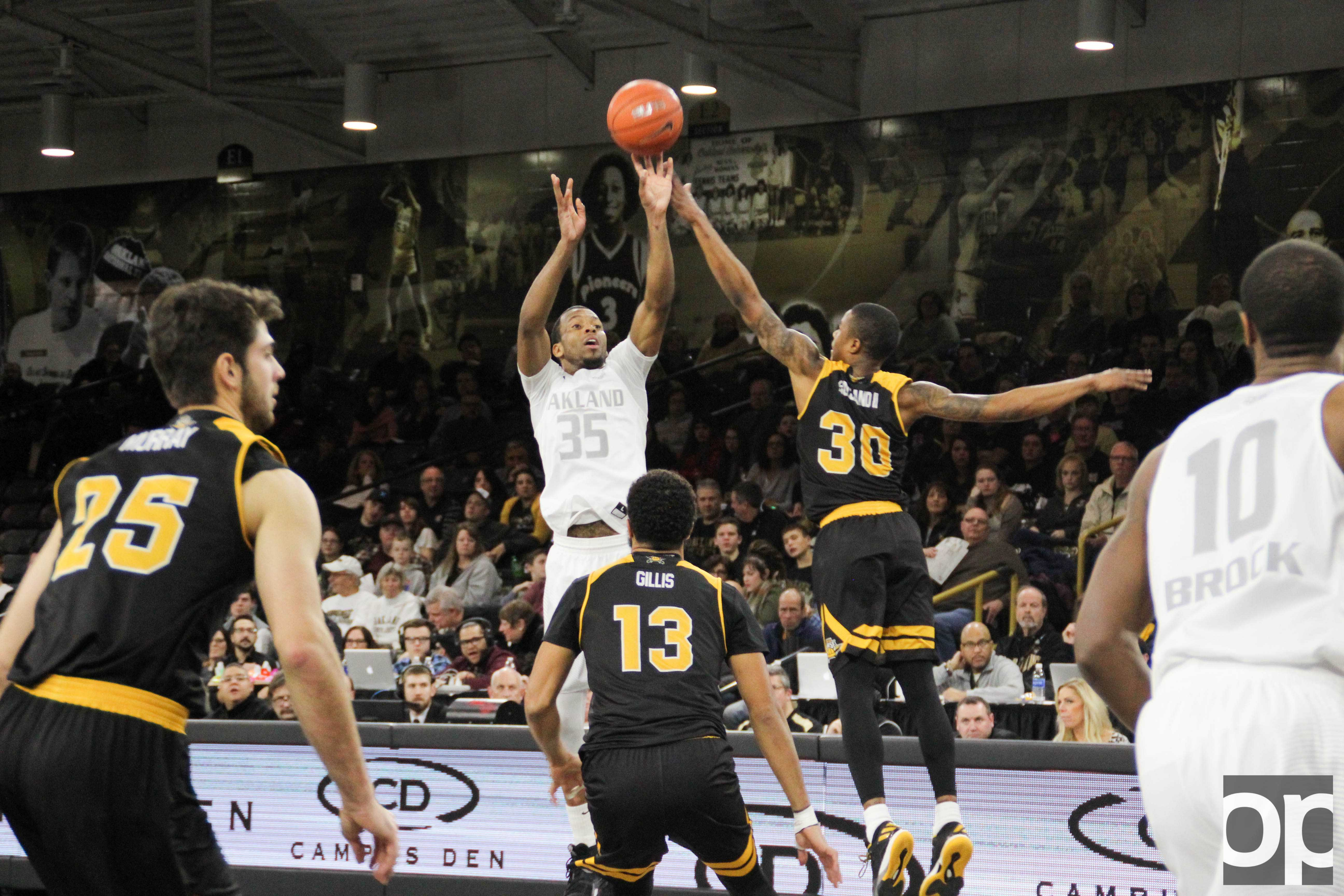 Scoring 21 points for the Golden Grizzlies, Martez Walker led the team to its 76-65 win over Northern Kentucky University.