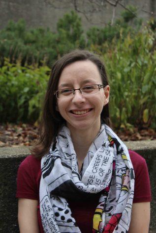 Laurel Kraus, Staff Reporter
