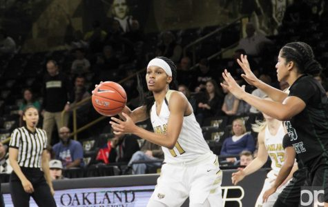 Little makes a big name for herself in Oakland's lineup