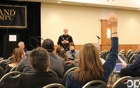 University community shares desires for next president at open forums