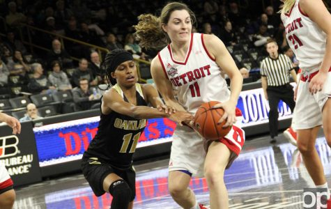 Women's basketball loss heats up Horizon League rivalry
