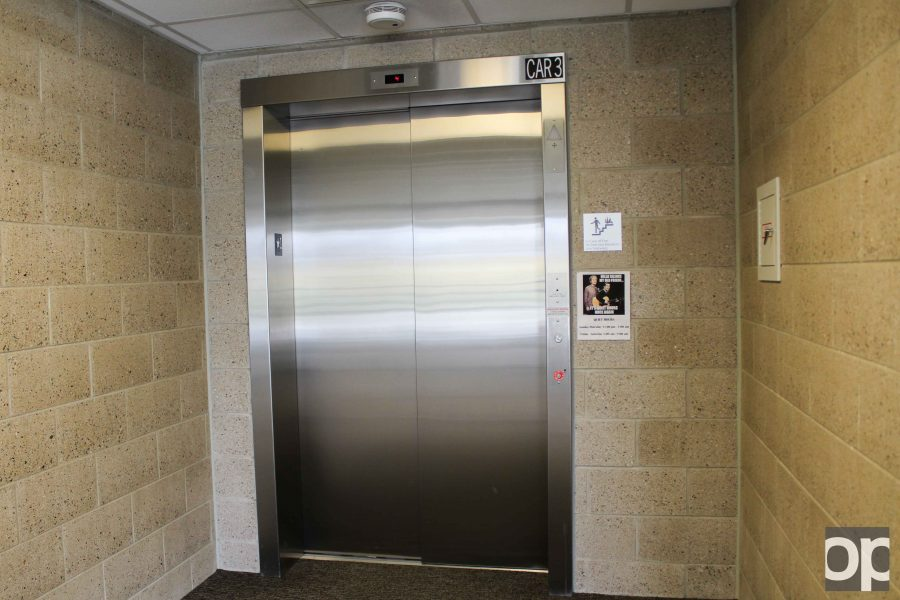 Functional issues with the Oak View Hall elevators create issues for residents in the building.