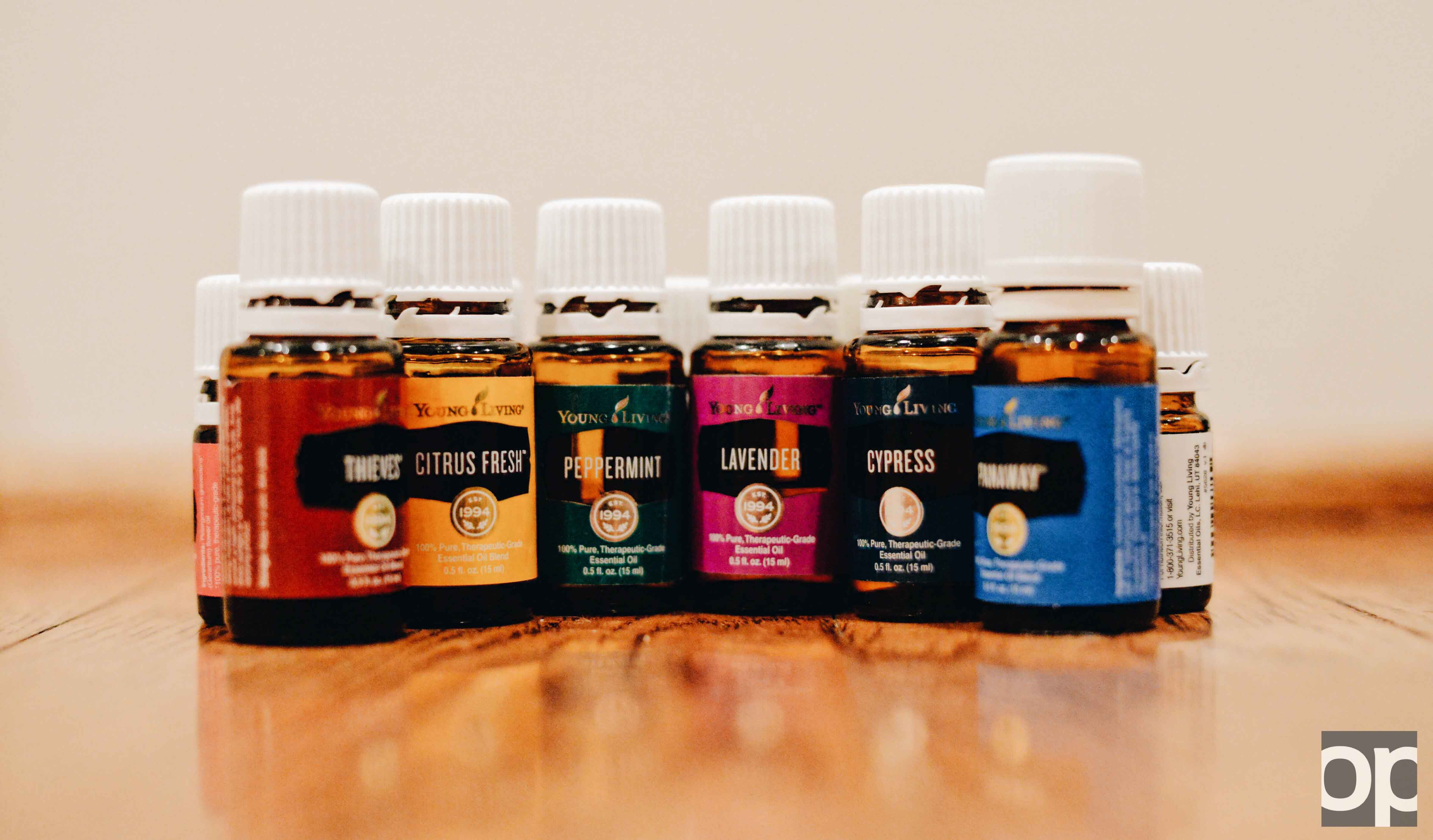 Health and wellness consultant Julie Berry says essential oils have changed her family's lifestyle.