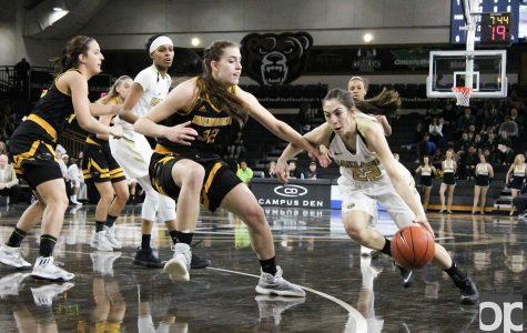 Women's basketball beats UWM Panthers