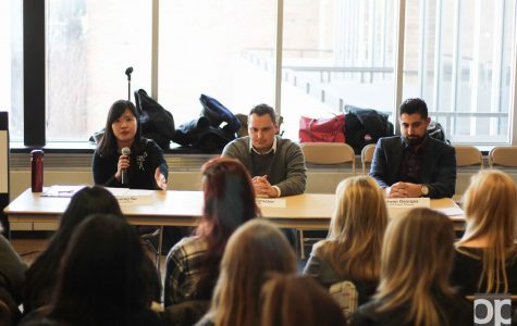 Panel discusses future of journalism