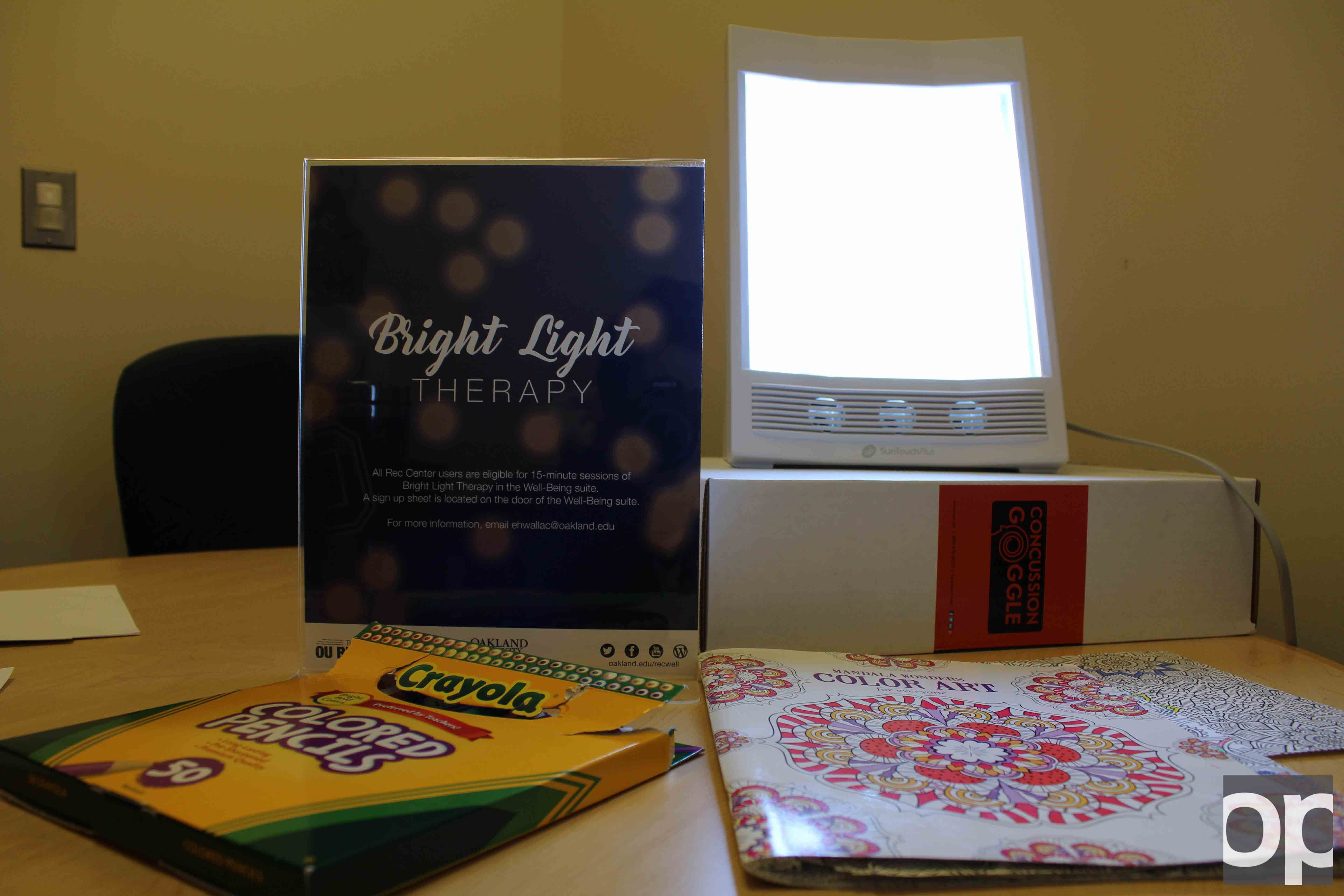 Bright light lamp therapy provides a source of vitamin D, which is beneficial to our health.