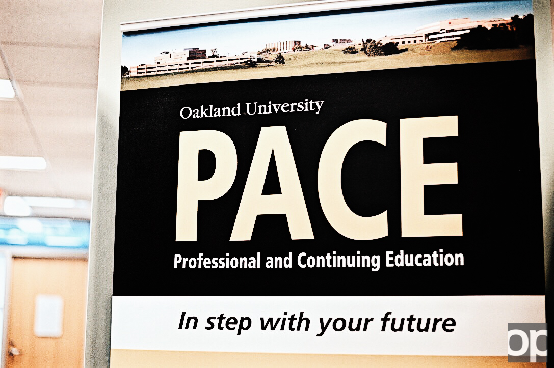 Professional and Continuing Education program is at students' service to study and review for entrance exams.
