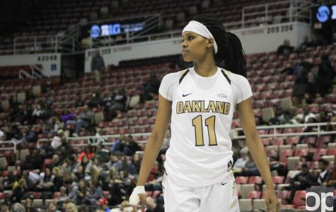 Little proves she's tough stuff in Motor City Madness game