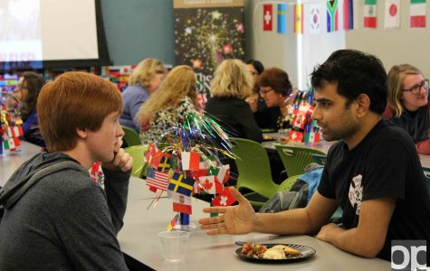 ISSO, Honors College celebrate global community