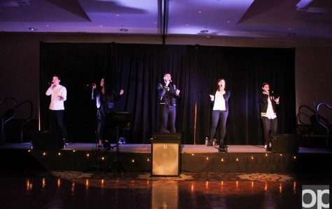 Grizzlies croon the night away Japan-style