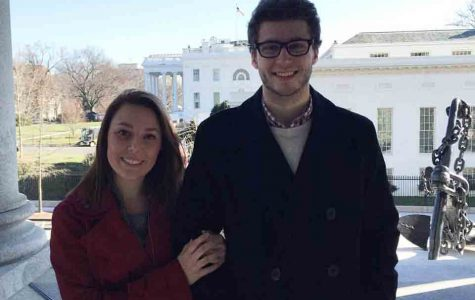 Graduate hopes to help women around the world from nation's capital