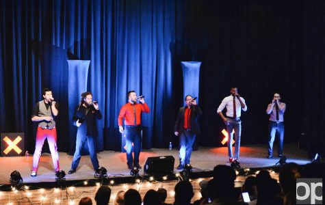 Students show their stuff at OU Has Talent