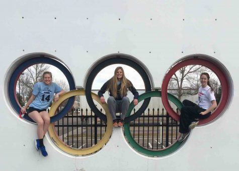 Three OU volleyball players hope to earn spots on one of the United States' national volleyball teams.