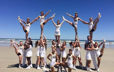 Cheer team takes sixth at Nationals