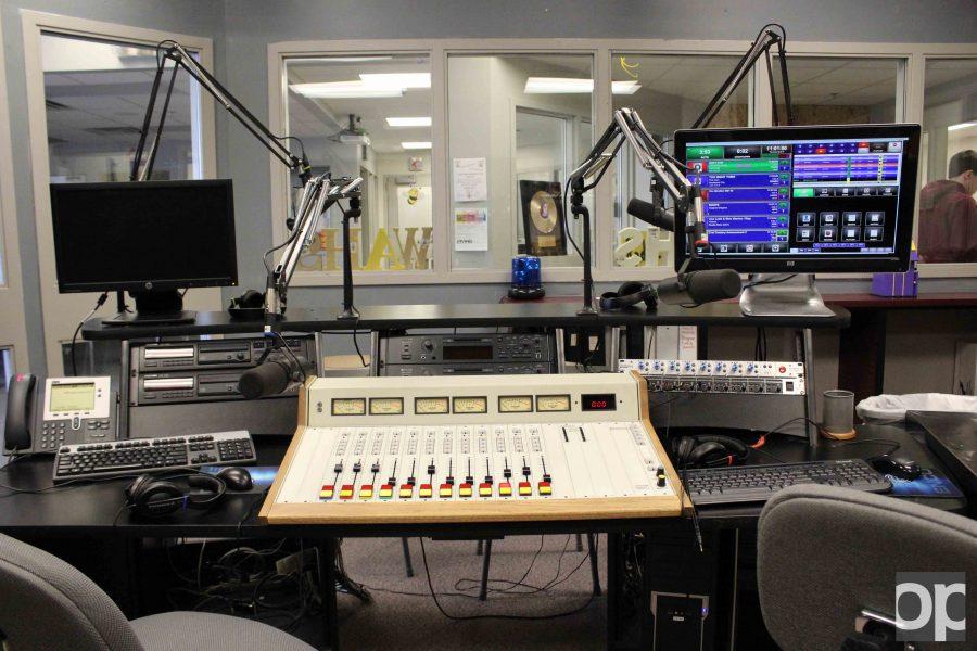 New communication course will be taught at  Avondale High School's radio station, 89.5 FM WAHS Auburn Hills.