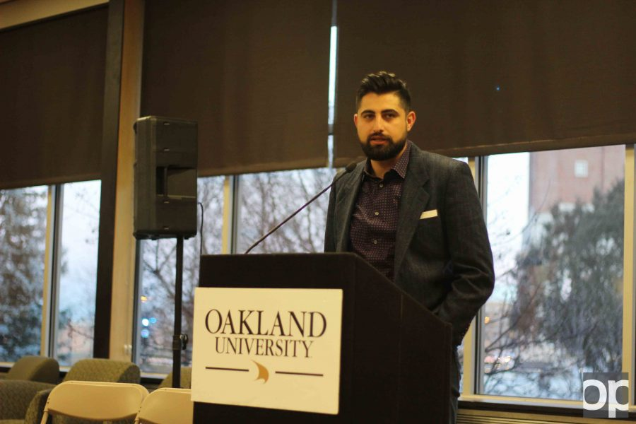 Former photo editor at the Oakland Post Salwan Georges will begin work as photojournalist at the Washington Post in early April.